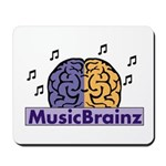 MusicBrainz Mousepad