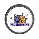 MusicBrainz Wall Clock