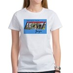 Augusta Georgia Greetings (Front) Women's T-Shirt