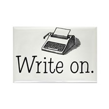 Cute Writing Rectangle Magnet (10 pack)