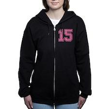 Retro 15 Women's Zip Hoodie