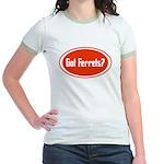 Got Ferrets? Jr. Ringer T-Shirt
