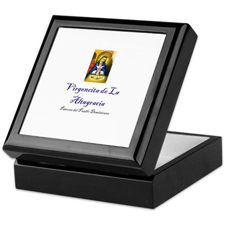 Virgen de la Altagracia Keepsake Box