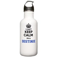 Funny Destini Water Bottle