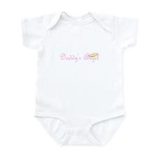 "Infant/Toddler Onesie ""Daddy's angel"""