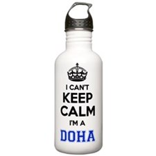 Funny Doha Water Bottle