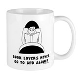 Book Lovers Bed-Male<br> Mug