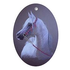 Arabian Oval Ornament