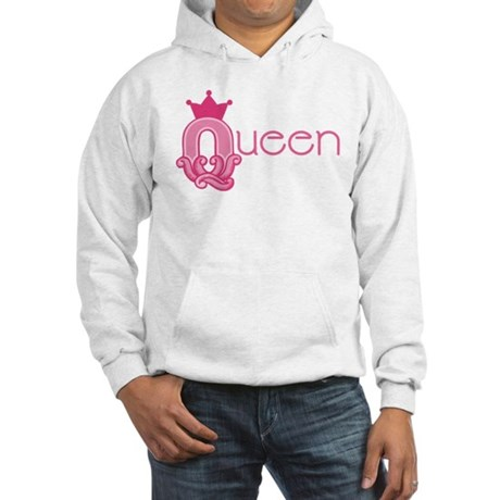 Queen Set Hooded Sweatshirt