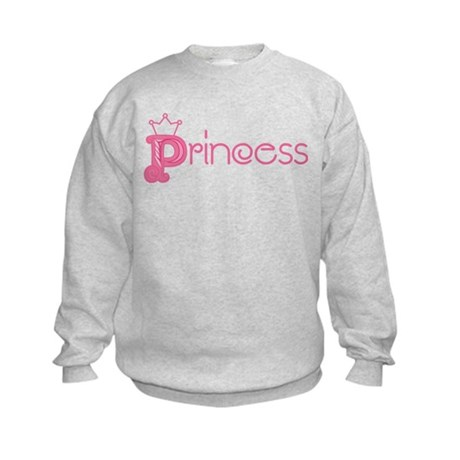 Princess Set Kids Sweatshirt
