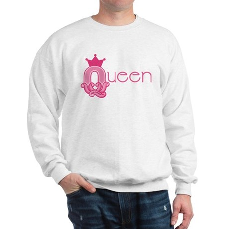 Queen Set Sweatshirt