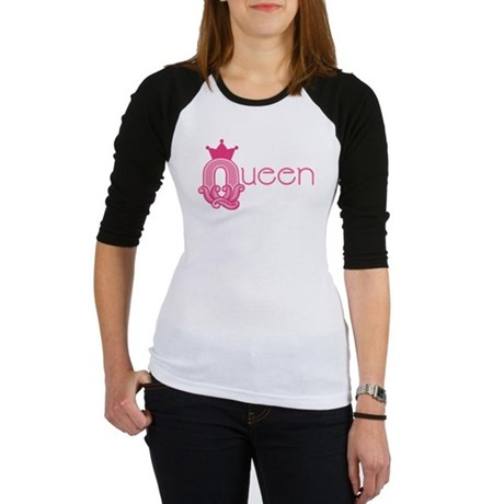 Queen Set Jr. Raglan