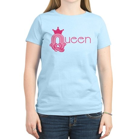 Queen Set Women's Light T-Shirt
