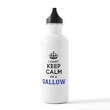 Cute Gallows Water Bottle