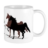 American Saddlebred Breed Description Mug