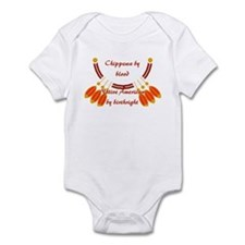 """Chippewa"" Infant Bodysuit"