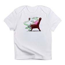 Dragon in Arm Chair Infant T-Shirt