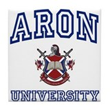 ARON University Tile Coaster