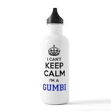 Cute Gumby Water Bottle