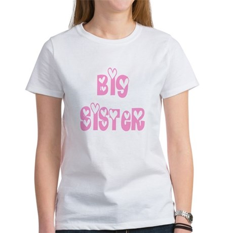 Big Sister Women's T-Shirt