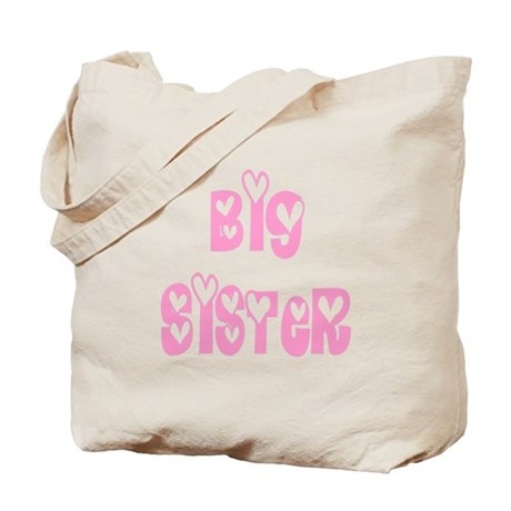 Big Sister Tote Bag