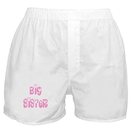 Big Sister Boxer Shorts