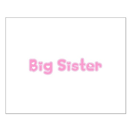 Big Sister Small Poster