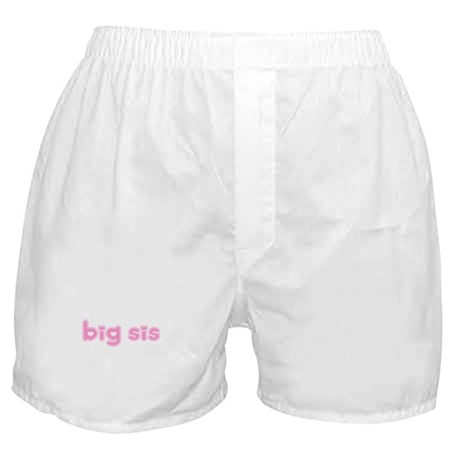 Big Sis Boxer Shorts