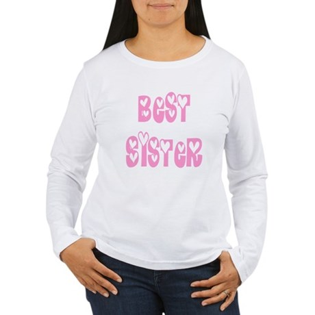 Best Sister Women's Long Sleeve T-Shirt