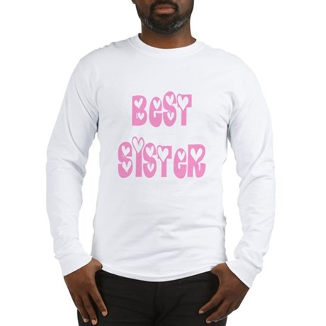 Best Sister Long Sleeve T-Shirt
