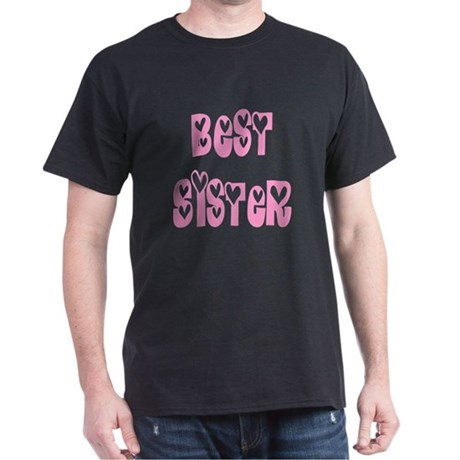 Best Sister Dark T-Shirt