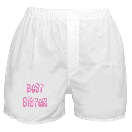 Best Sister Boxer Shorts