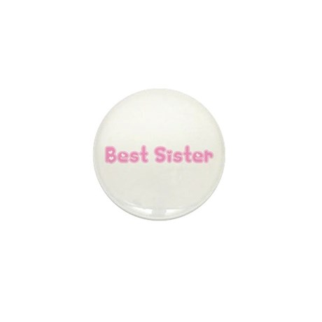 Best Sister Mini Button (10 pack)