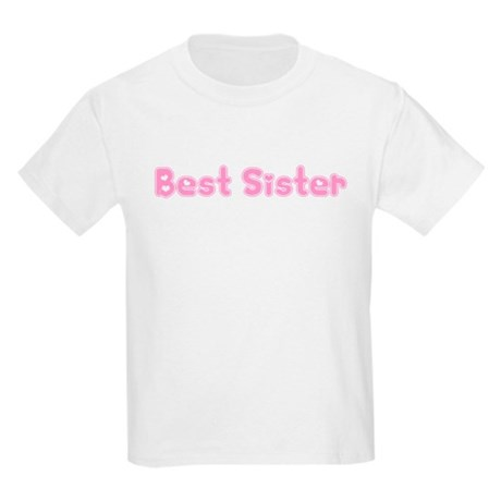 Best Sister Kids Light T-Shirt
