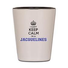 Unique Jacqueline Shot Glass