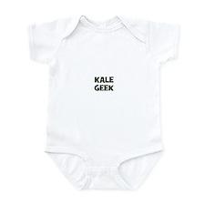 kale geek Infant Bodysuit
