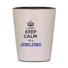Unique Jingjing Shot Glass