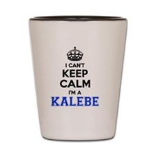 Kaleb Shot Glass