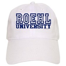ROEHL University Baseball Cap