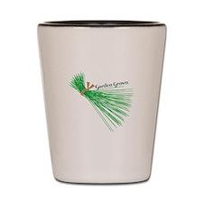 Chives_Garden Grown Shot Glass