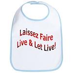 Live & Let Live Bib