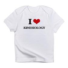 I Love Kinesiology Infant T-Shirt