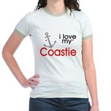 i love my Coastie T