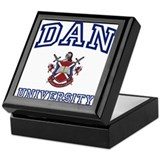 DAN University Keepsake Box