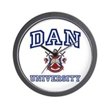 DAN University Wall Clock