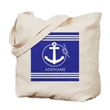 Nautical Totes & Shopping Bags