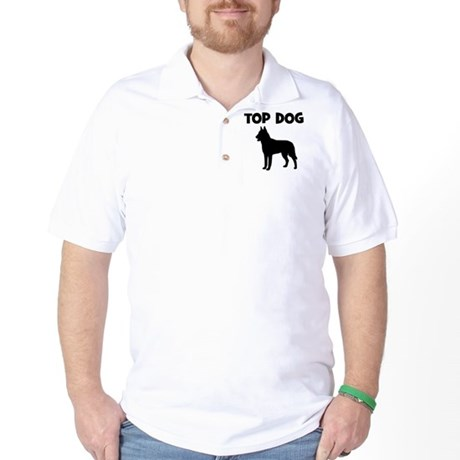 Belgian Malinois - top dog Golf Shirt