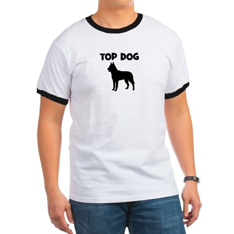 Belgian Malinois - top dog Ringer T