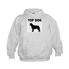 Australian Cattle Dog - top d Hoodie