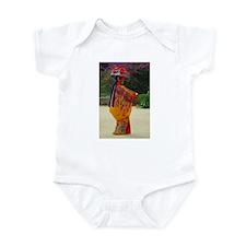 Okinawan Dancer Infant Bodysuit